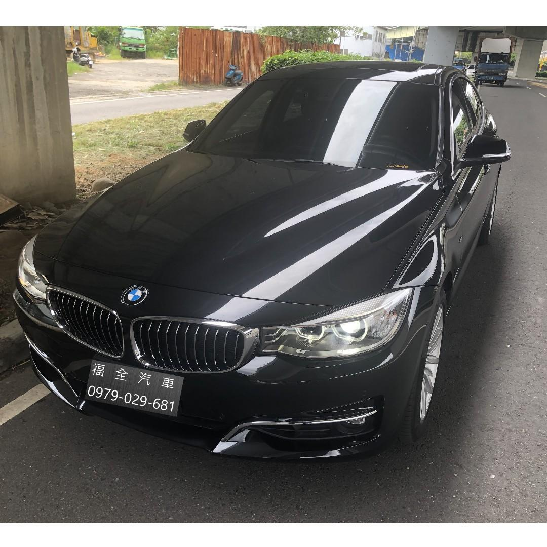 BMW 320i GT 現場議價,頂級老闆車,都放在車庫,全車原廠保養,總代理