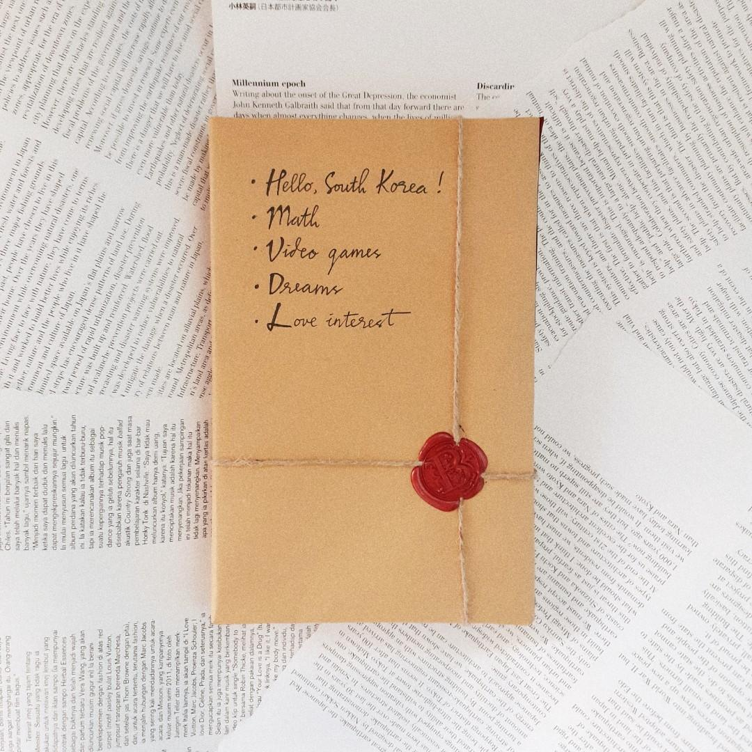 Blind Date with a Book: Hello, South Korea!, Books