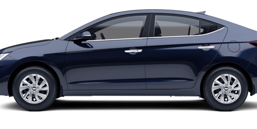 Brand New Hyundai Avante
