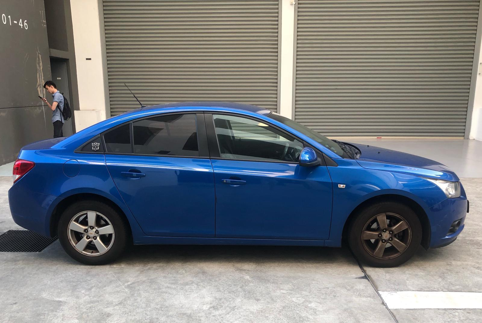Chevrolet Cruze CHEAPEST RENTAL for Grab GoJek or Personal use