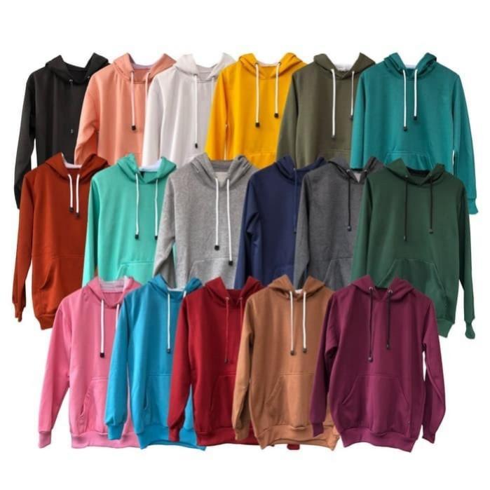 customised print hoodie zipper