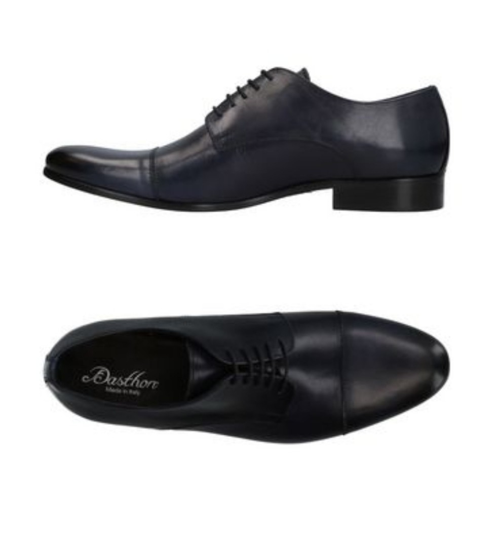"""""""Dasthion"""" Italian-Made Dress Shoes (Genuine Leather)"""