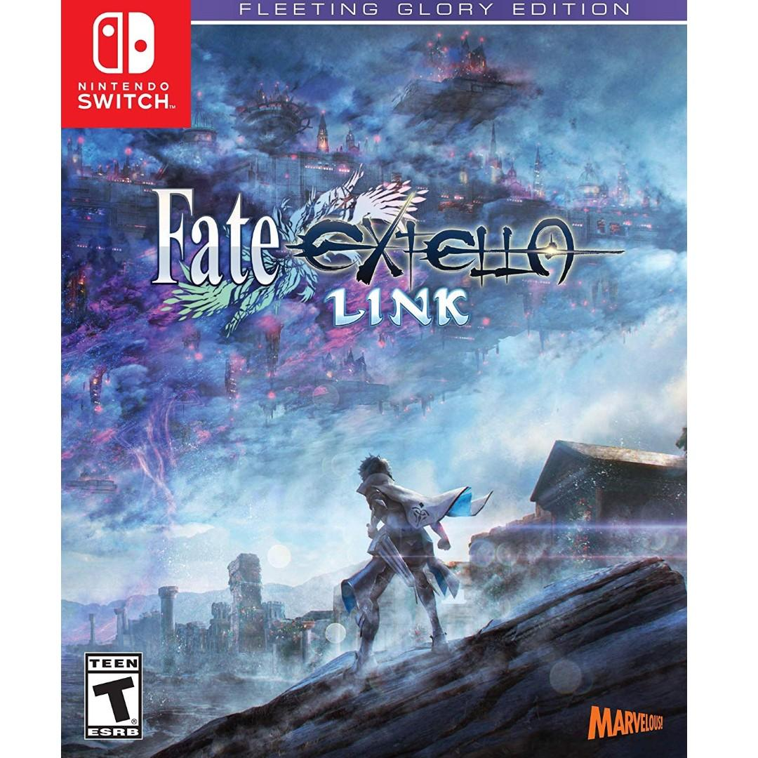 Fate/EXTELLA Link - Fleeting Glory Limited Edition