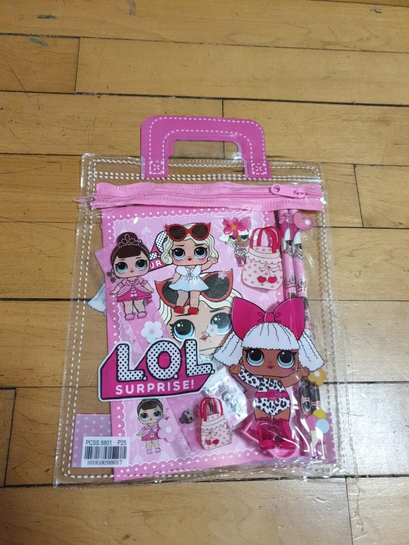 Goodie bag birtbday gift set