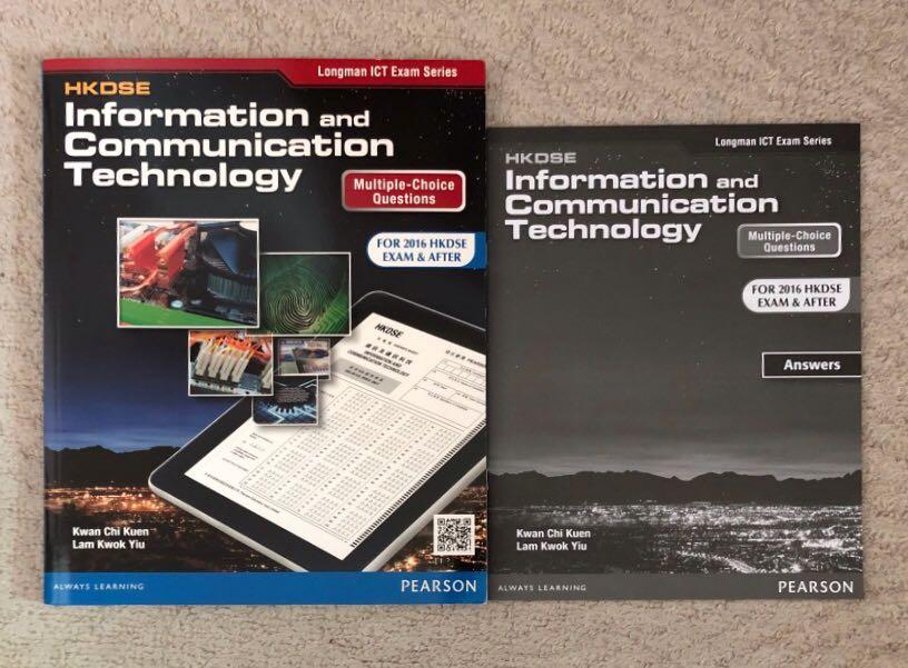 全新 Hkdse Information and Communication Technology Core MCQ Exercise + Answer