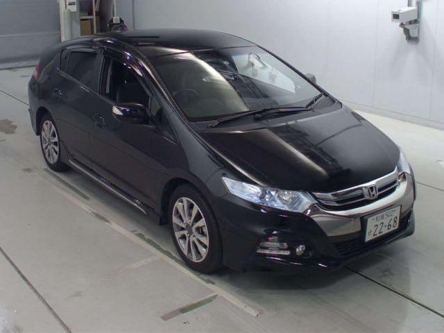 HONDA INSIGHT HYBRID 2013