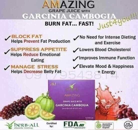 IAM Worldwide Organic Coffee & Grape Juice
