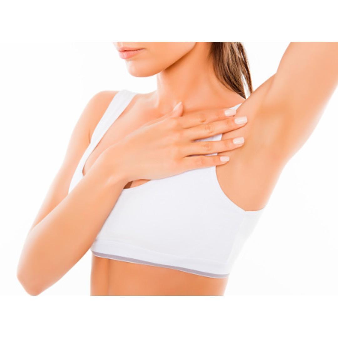 Inner thigh /under arm whitening 100% result (hair removal + bleaching + medical-grade acid peel)