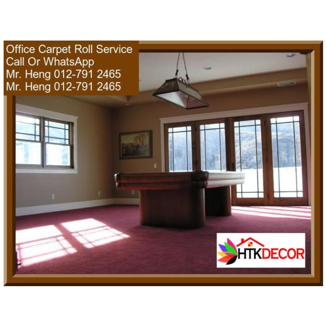 Karpet Office Baling CALL Mr.Heng 012-791 2465 Siap Pasang