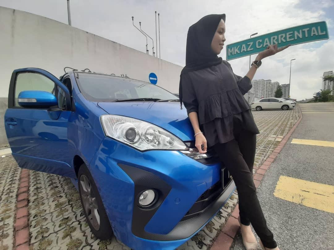 Kereta Sewa Mkaz : Kereta Sewa Cyberjaya Putrajaya Dengkil Bangi Seri Kembangan Kajang Puchong Klia Klia2