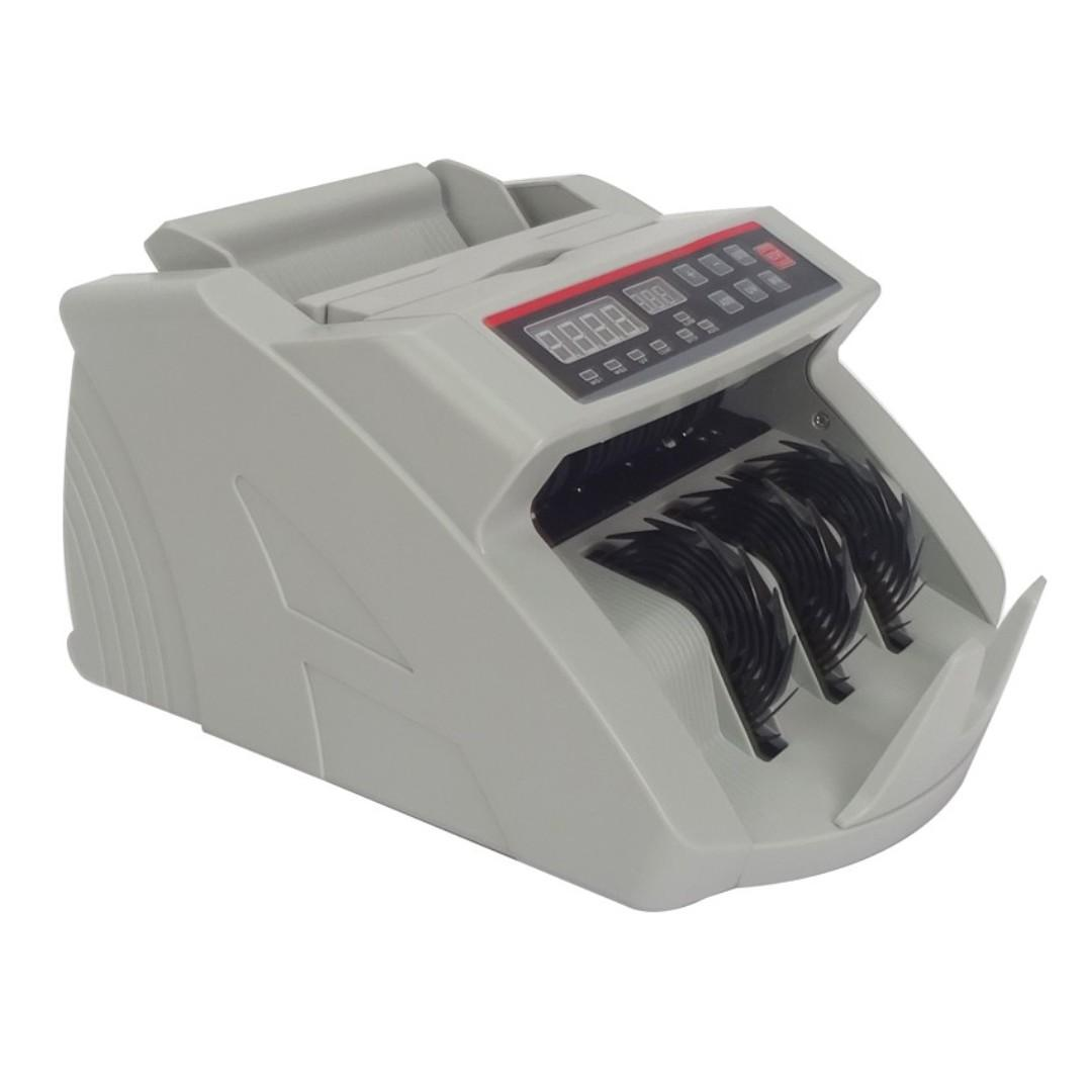 Money Counter Bill Cash Notes Counter Machine Bank With UV + MG