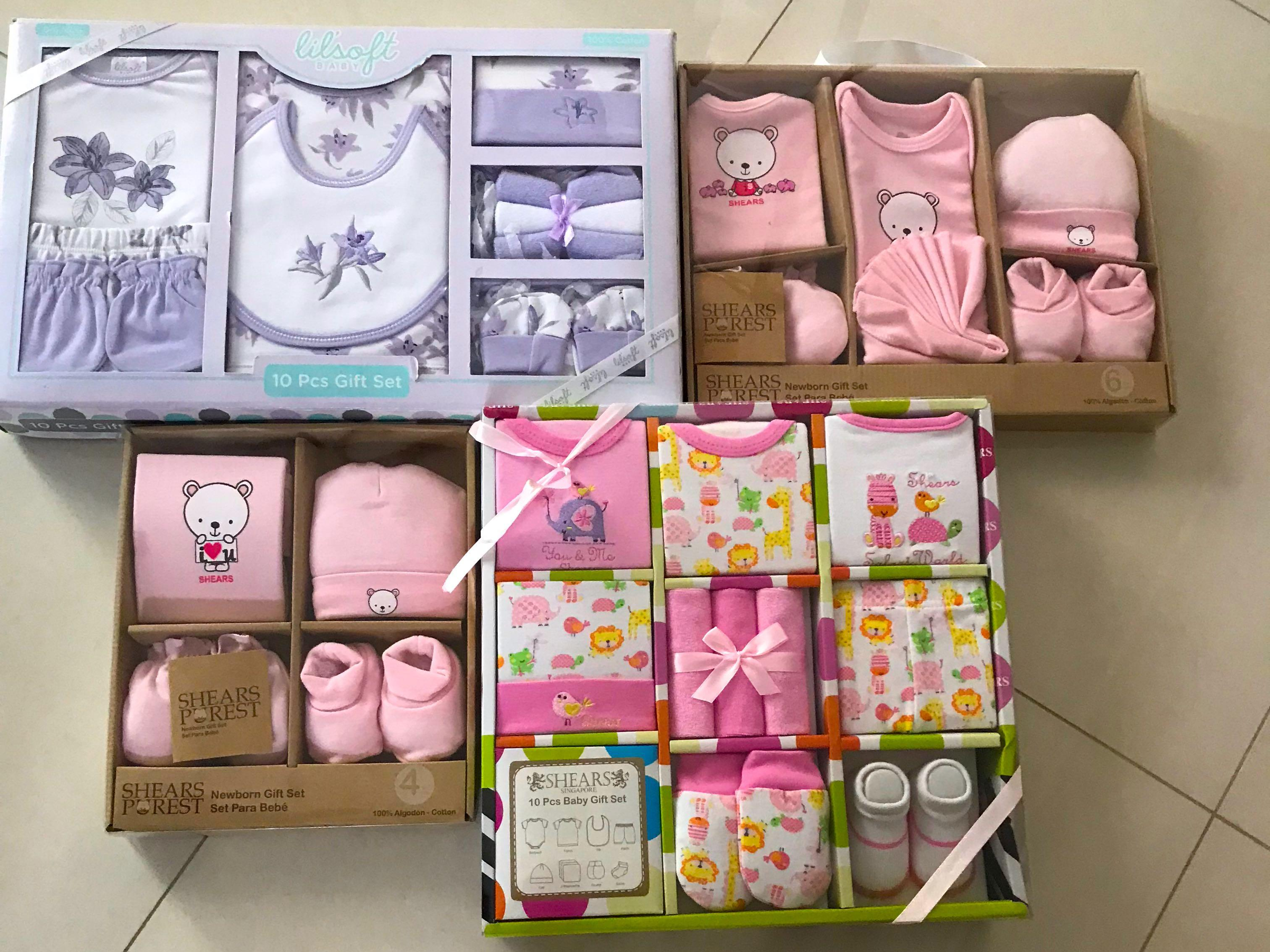 Newborn baby girl clothes, Babies & Kids, Babies Apparel on Carousell