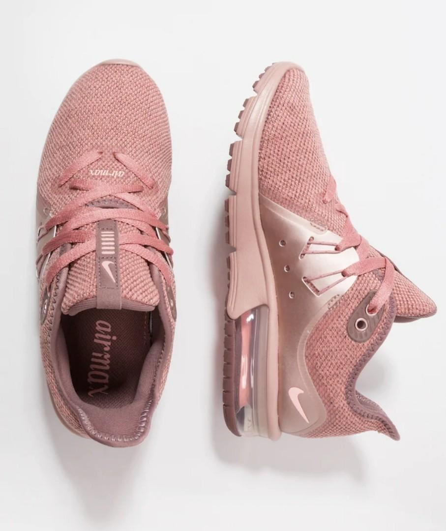 Nike Air max sequent 3 prm as rust pink