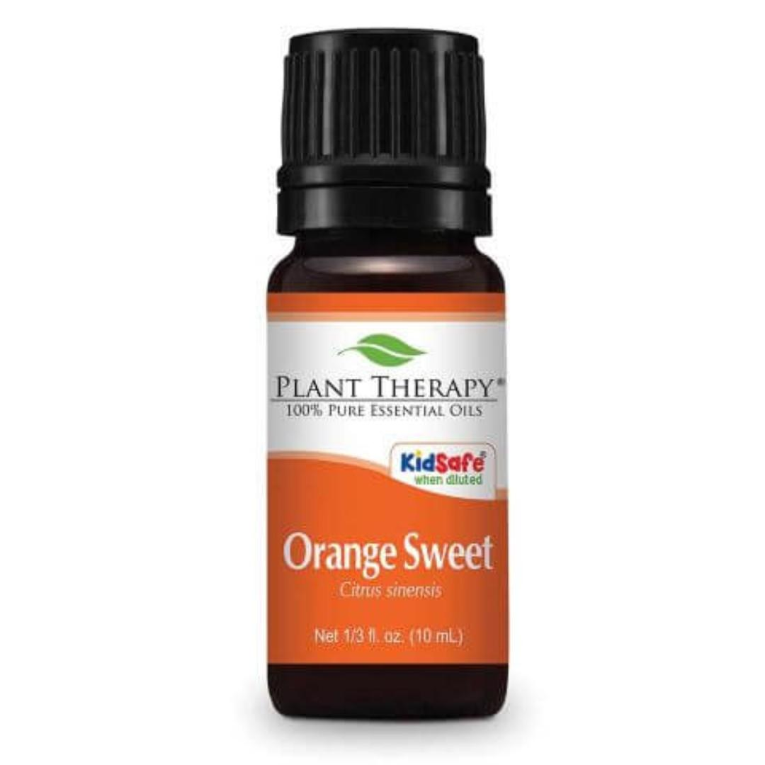 Orange Sweet Essential Oil KidSafe Plant Therapy 100% Pure Essential Oil 10ML