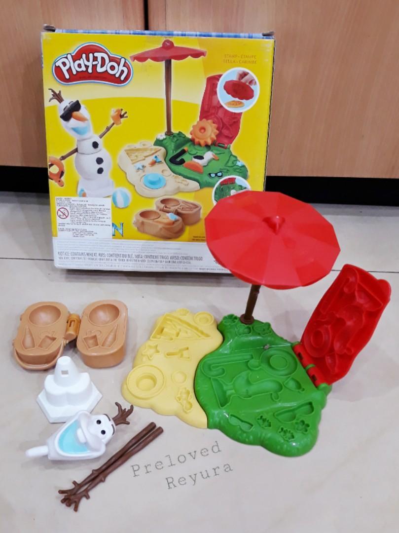 Playdoh Olaf set FROZEN