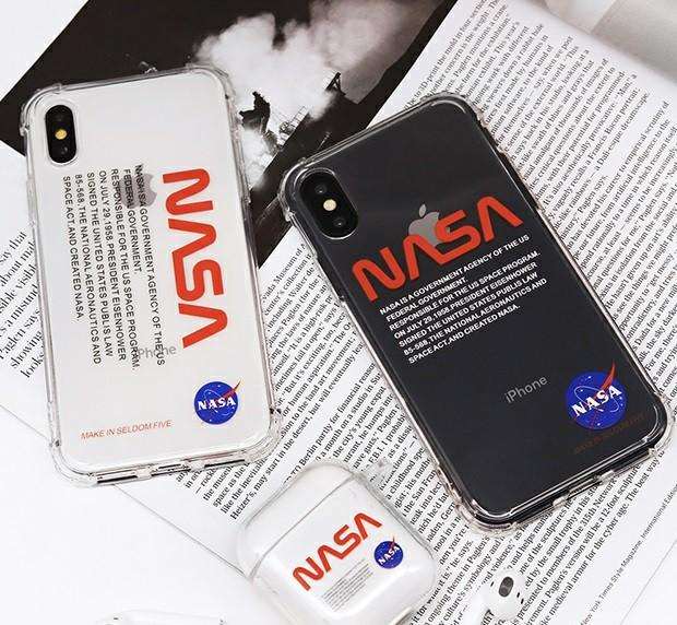 PO] NASA Airpods Case Cover, Mobile Phones & Tablets, Mobile