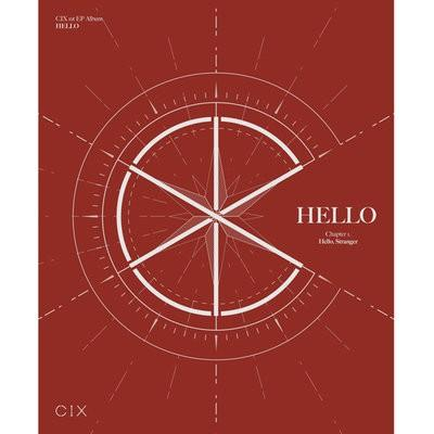 [PREORDER] CIX - Hello Chapter 1: Hello Stranger (1st EP Album)