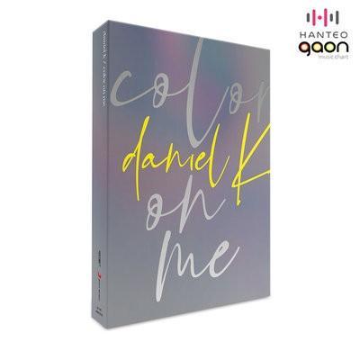 [PREORDER] Kang Daniel - Color on Me (1st Mini Album)