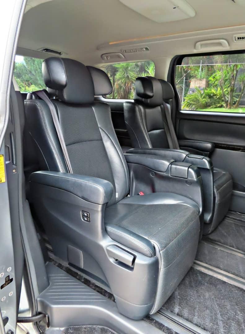 SEWA BELI>>TOYOTA ALPHARD 2.4 FULLSPEC PILOT SEAT 2012/2017