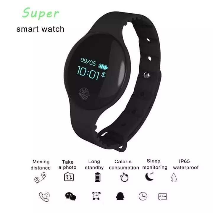 SMART WATCH / SMART BRACELET Color Touch Screen Smartwatch Motion detection smart watch Sport Fitness