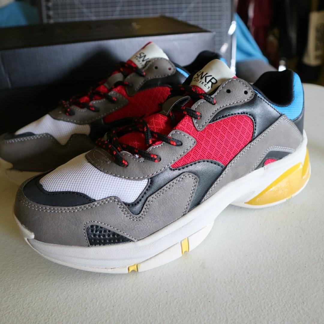SNKR Project Park Avenue Sneakers Men's
