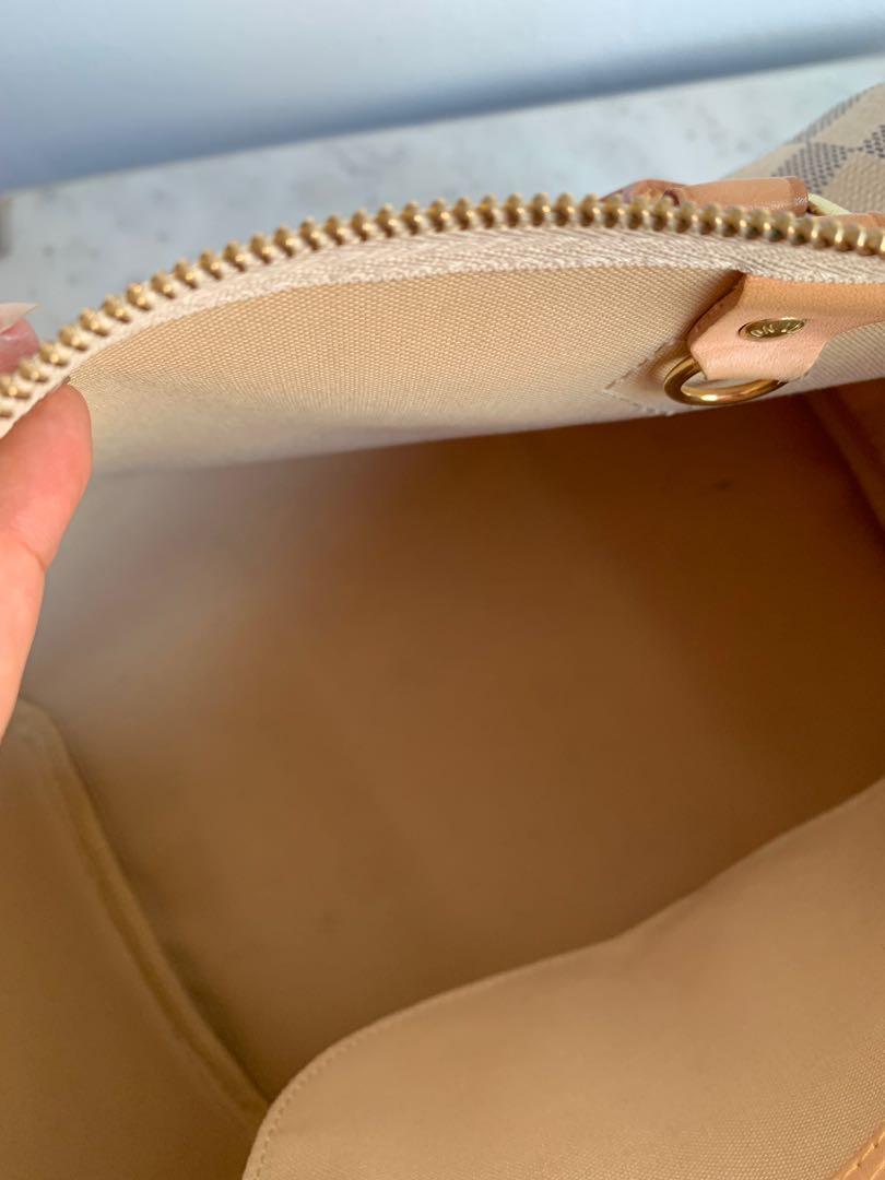 (SOLD OUT) Louis Vuitton Azzure Speedy 30 2012 Excellent condition