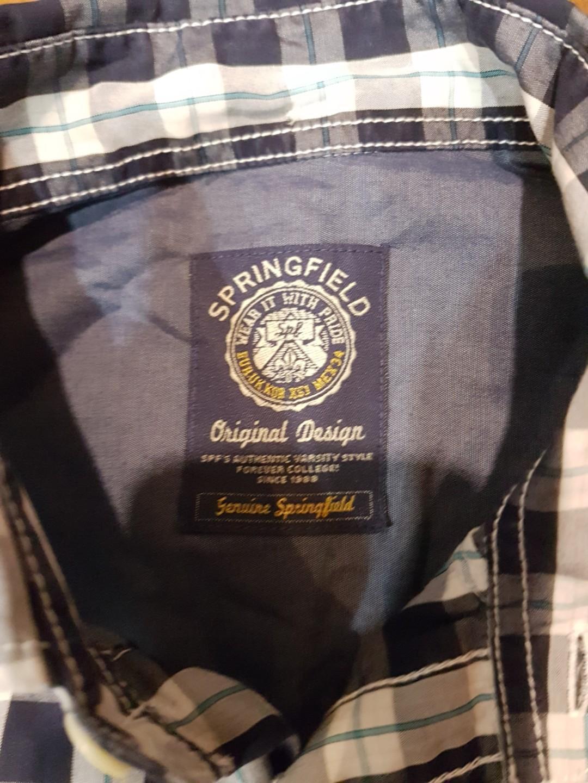 Springfield USA Original Shirt Kemeja (S)