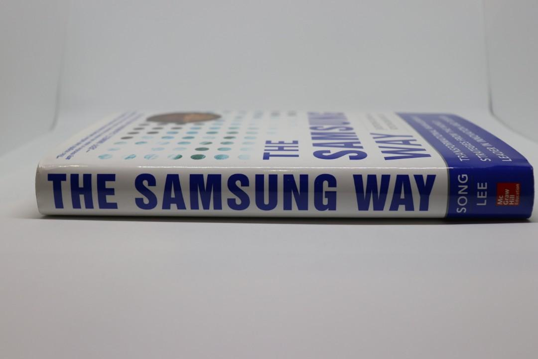 The Samsung Way by Jaeyong Song and Kyungmook Lee