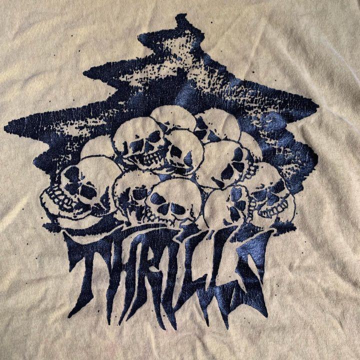 Thrills skull top