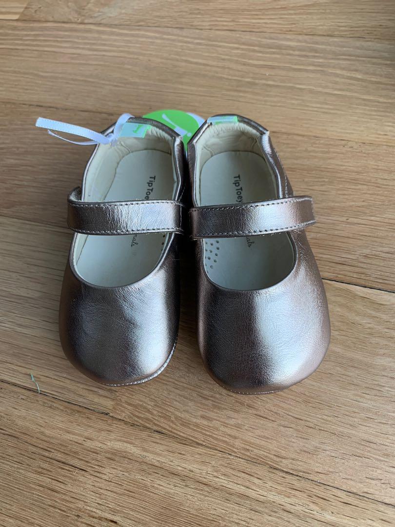 Tip Toey Joey (TTJ) baby girl shoes