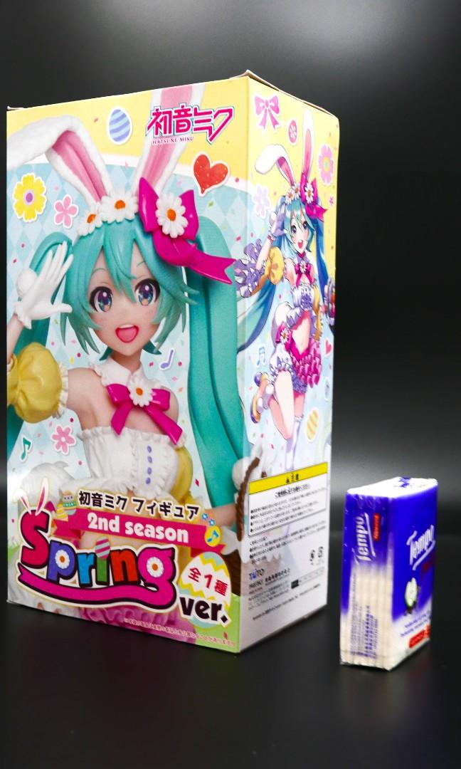 Toreba日本直送 初音 2nd session spring figure