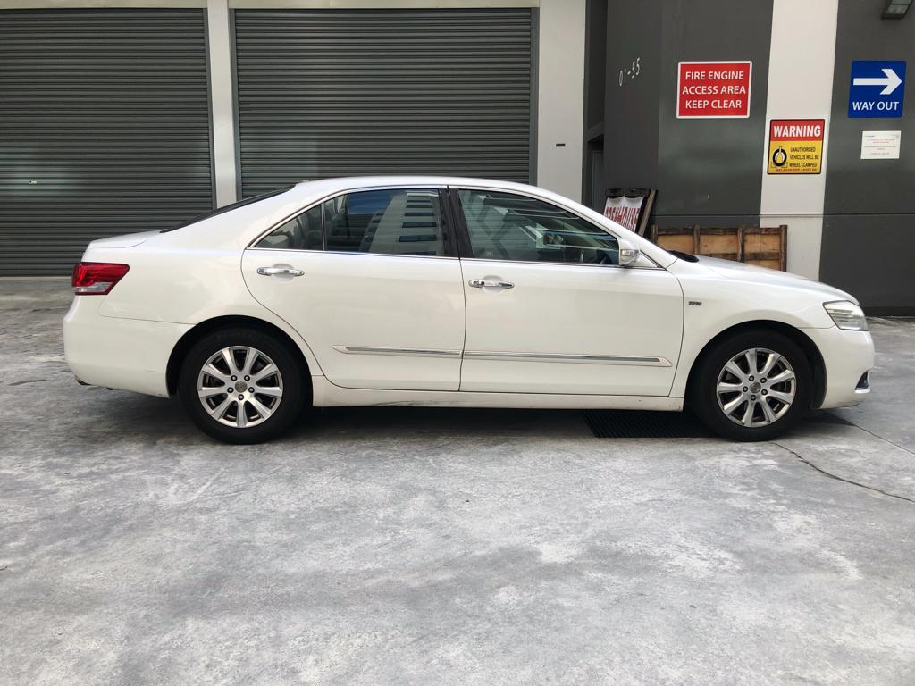 Toyota Camry Vios Wish Altis Car Axio Premio Allion Camry Estima Honda Jazz Fit Stream Civic Cars Hyundai Avante  Rental Gojek Or Personal Use Low price and Cheap
