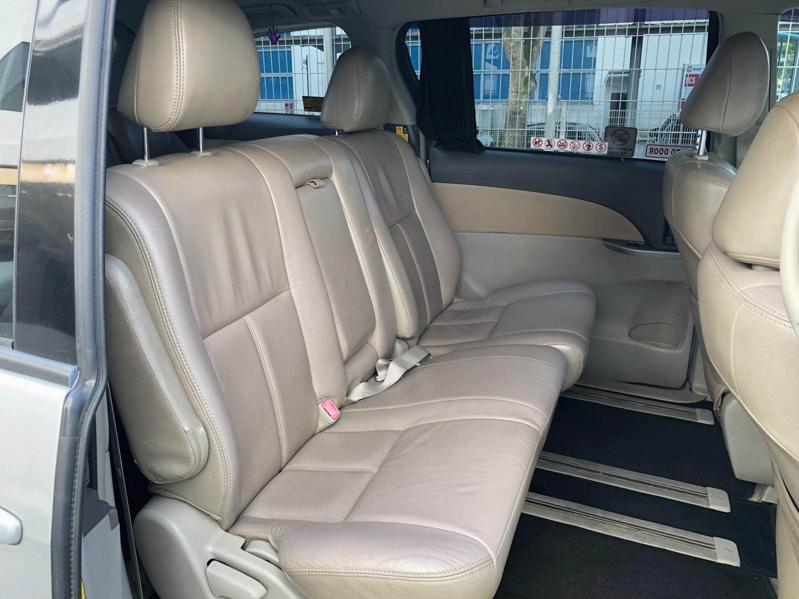 TOYOTA ESTIMA  Vios Wish Altis Car Axio Premio Allion Camry Honda Jazz Fit Stream Civic Cars Hyundai Avante Grab Rental Gojek Or Personal Use Low price and Cheap