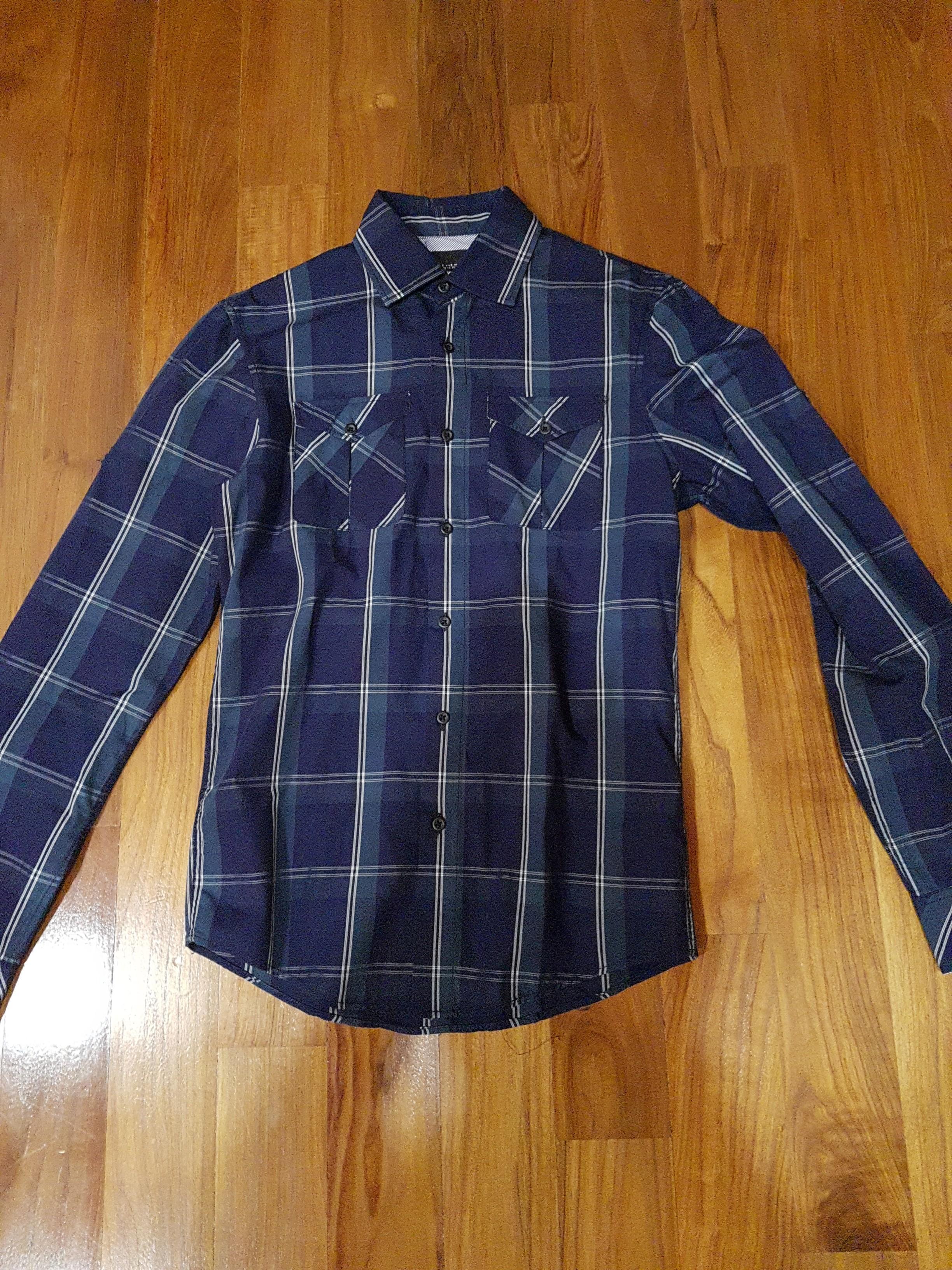 Zara Original Shirt Kemeja (S)