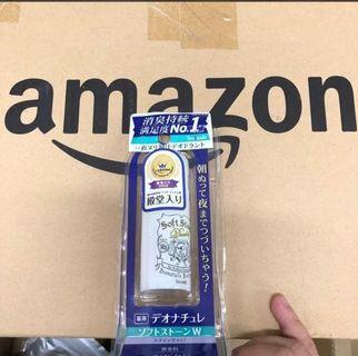 DEONATULLE日本製 殿堂級 消臭止汗滑石膏