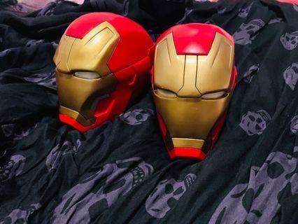 現貨 Ironman 多用途收納盒 煙灰缸 復仇者聯盟 美國隊長 鋼鐵俠