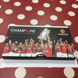 Manchester United FC Official Membership Kit 2011 #CarousellFaster