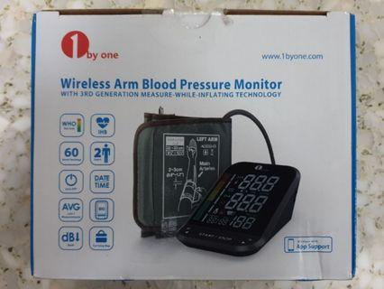 Free Delivery(JG34) 1byone Upper Arm Blood Pressure Monitor #AmplifyJuly35