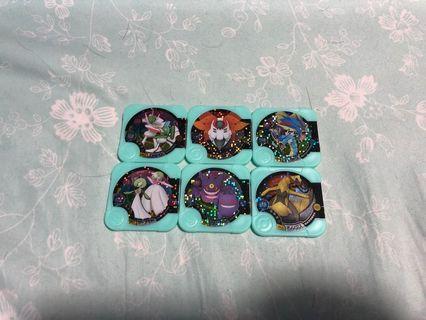 All for 15!! Pokemon Tretta ver u4