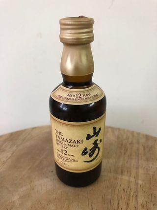 山崎12 酒版
