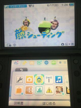 Used new 3DS LL Jap modded