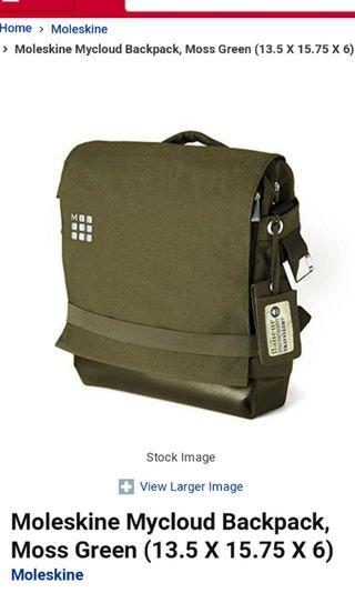 Moleskine Mycloud Backpack