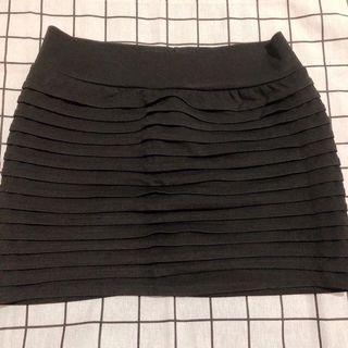 黑色短裙🖤