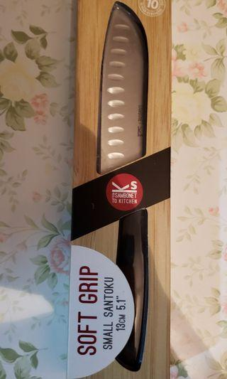 Soft Grip small santoku13cm 5.1(不議价)