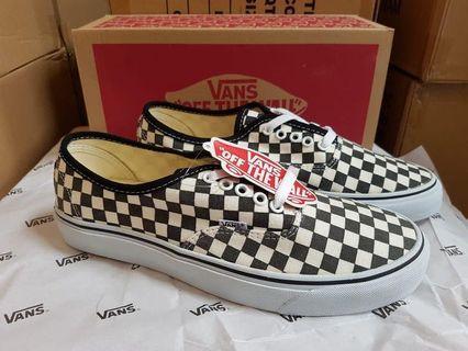 Vans Authentic Checkerboard (premium)
