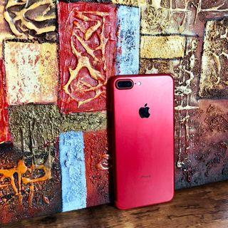 IPHONE 7 PLUS 128GB LIMITED RED