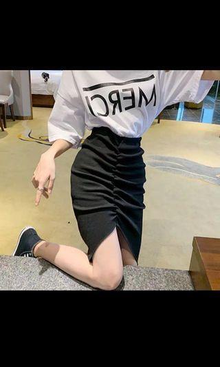 Black Skirt rok import korea