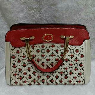 Tas Import Merah Putih