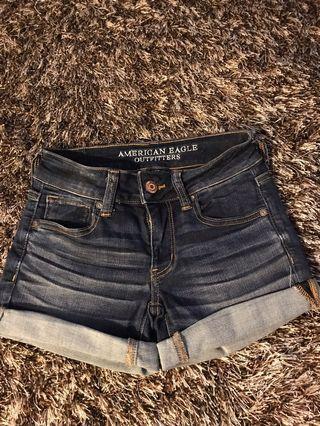 A&E shorts- 00