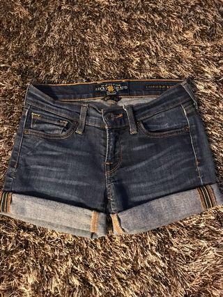 Lucky brand shorts- 00/24